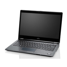 """Ноутбук FUJITSU LifeBook U749, 14"""", Intel Core i7 8565U 1.9ГГц, 16ГБ, 512ГБ SSD, Intel UHD Graphics , noOS, LKN:U7490M0019RU, черный"""