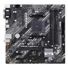 Материнская плата ASUS PRIME A520M-A, SocketAM4, AMD A520, mATX, Ret