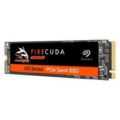 SSD накопитель SEAGATE FireCuda 520 ZP500GM3A002 500ГБ, M.2 2280, PCI-E x4, NVMe