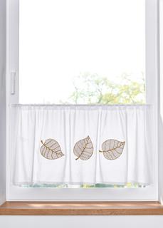 Короткие шторы Занавеска кухонная Bonprix