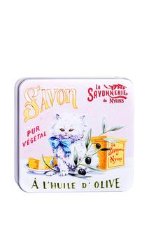 Набор мыла 4 шт Персидский кот La Savonnerie de Nyons