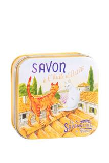 Мыло с розой Кошки на крыше La Savonnerie de Nyons
