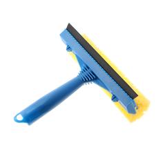 Скребок Aricasa для мытья окон с пластиковой ручкой 25см