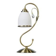 Лампа настольная Brizzi ma 02640t/001 bronze