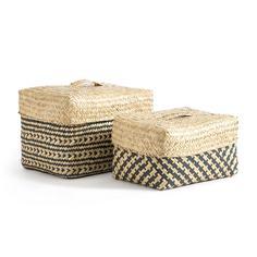 Комплект из 2 корзин, Kotak La Redoute