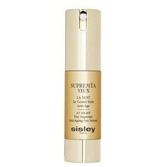 Supremya Крем-сыворотка ночная антивозрастная для кожи вокруг глаз Sisley