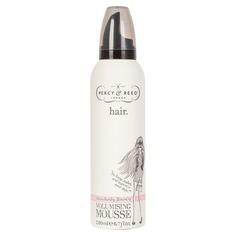 VOLUMISING Мусс для волос Роскошный объем Percy&Reed
