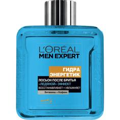 Men Expert Hydra Energetic Лосьон после бритья увлажняющий L'Oreal