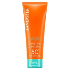 Sun Kids Солнцезащитный крем для детей с технологией нанесения на влажную кожу SPF50 Lancaster