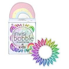 Kids Magic Rainbow Резинка-браслет для волос Invisibobble