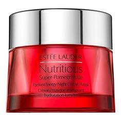 Nutritious Super-Pomegranate Ночная крем-маска, придающая сияние Estee Lauder