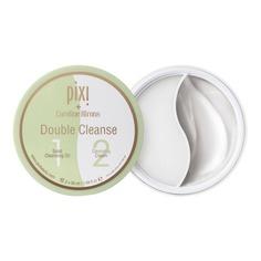 SKIN TREATS Двойное очищающее средство: твердое масло и очищающий крем Pixi
