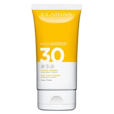 Crème Solaire Corps Солнцезащитный крем для тела SPF 30 Clarins