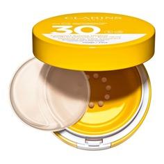 Solaire Minéral Visage Cолнцезащитный флюид для лица с легким тоном SPF30 Clarins