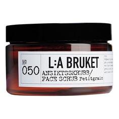 050 PETITGRAIN Скраб для лица La Bruket