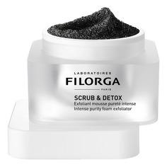 SCRUB&DETOX Эксфолиант-мусс для интенсивного очищения кожи Filorga