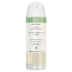 EVERCALM Очищающее молочко для чувствительной кожи лица REN Clean Skincare
