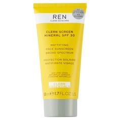CLEAN SCREEN Солнцезащитное средство для лица SPF30