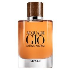 ACQUA DI GIO HOMME ABSOLU Парфюмерная вода Giorgio Armani