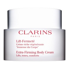 Lift-Fermeté Регенерирующий и укрепляющий крем для тела с насыщенной текстурой Clarins