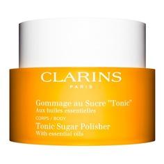 Tonic Скраб для тела с эфирными маслами Clarins