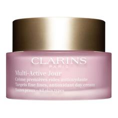 Multi-Active Дневной крем против первых возрастных изменений для любого типа кожи Clarins