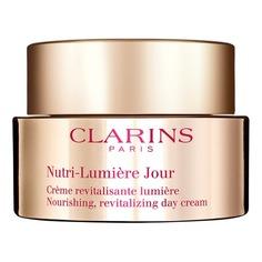 Nutri-Lumière Питательный антивозрастной дневной крем, придающий сияние зрелой коже Clarins