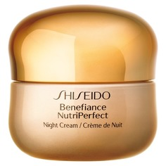 Benefiance NutriPerfect Ночной крем Shiseido
