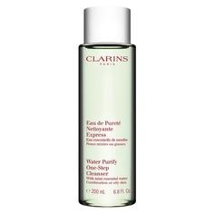 Очищающая вода с экстрактом мяты для комбинированной и жирной кожи Clarins