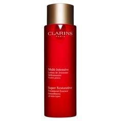 Multi-Intensive Разглаживающий смягчающий флюид для любого типа кожи Clarins
