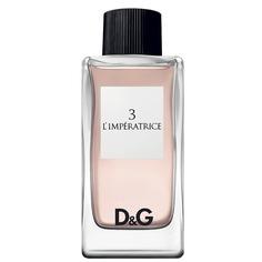 3-L`IMPERATRICE Туалетная вода Dolce & Gabbana
