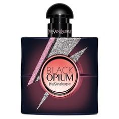 BLACK OPIUM STORM ILLUSION Парфюмерная вода. Лимитированное издание Saint Laurent