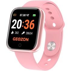 Смарт-часы GEOZON SPRINTER Pink (G-SM11PNK)