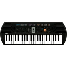 Синтезатор и миди-клавиатура Casio SA-77