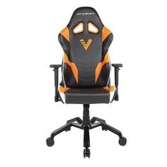 Компьютерное кресло DXRacer Valkyrie OH/VB15/NOW чёрный/оранжевый