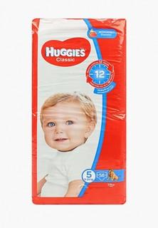 Подгузники Huggies Classic, размер 5 (11-25 кг), 58 шт.