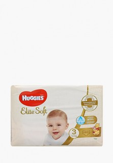 Подгузники Huggies Elite Soft 3 (5-9кг), 40 шт.