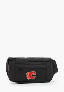 Сумка поясная Atributika & Club™ NHL Calgary Flames