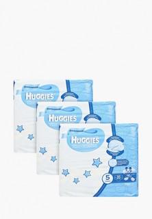 Подгузники Huggies Ultra Comfort для мальчиков 5 (12-22кг), 105 шт.