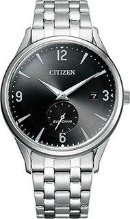 Японские наручные мужские часы Citizen BV1111-75E. Коллекция Eco-Drive