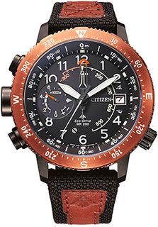 Японские наручные мужские часы Citizen BN4049-11E. Коллекция Promaster
