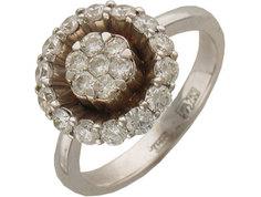 Золотое кольцо 01K673017Z Ювелирное изделие