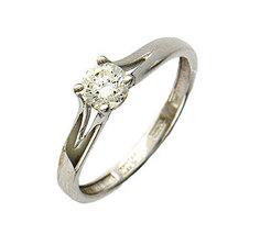 Золотое кольцо 01K674415 Ювелирное изделие