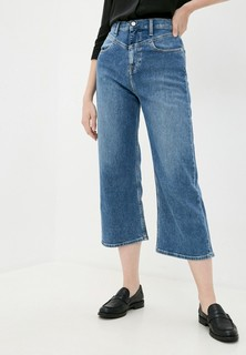 Джинсы Calvin Klein Jeans SUPER HIGH RISE WIDE
