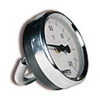 Термометр D-63 0-120* контактный на пружине Watts