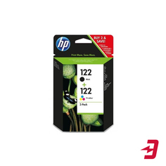Комплект картриджей HP 122 Black + 122 Tri-colour CR340HE