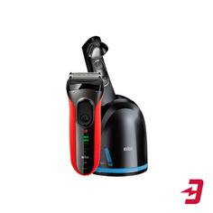Электробритва Braun Series 3 3050cc Red/Black