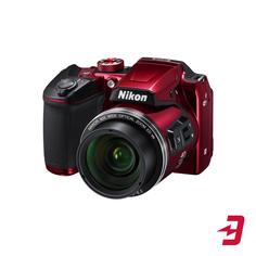 Цифровой фотоаппарат Nikon Coolpix B500 Red