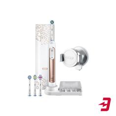 Электрическая зубная щетка Braun Oral-B Genius 9000 Rose Gold D701.545.6XC (80296616)