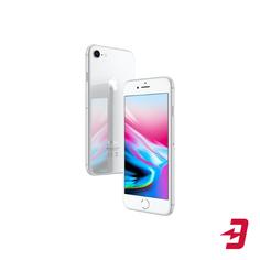 Смартфон Apple iPhone 8 64Gb Silver (MQ6H2RU/A)